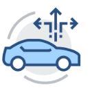 Symbolbild Fahrzeugtracker